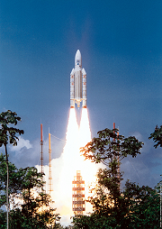 XMM-Newton launch